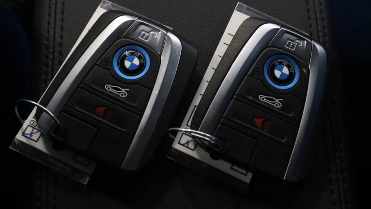 2018 BMW i3 WBY7Z6C51JVB96907