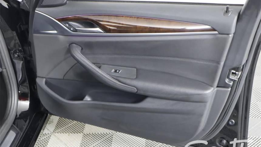 2018 BMW 5 Series WBAJA9C5XJB250216