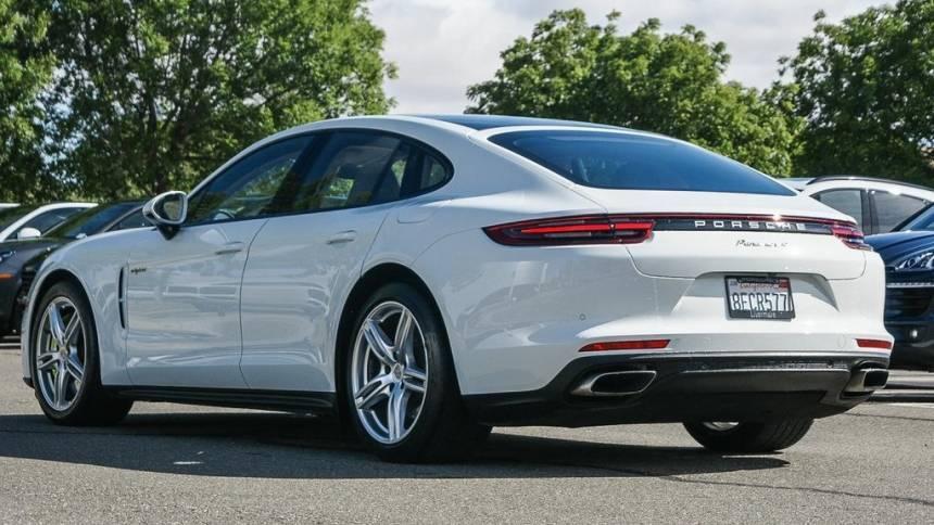 2018 Porsche Panamera WP0AE2A72JL174584