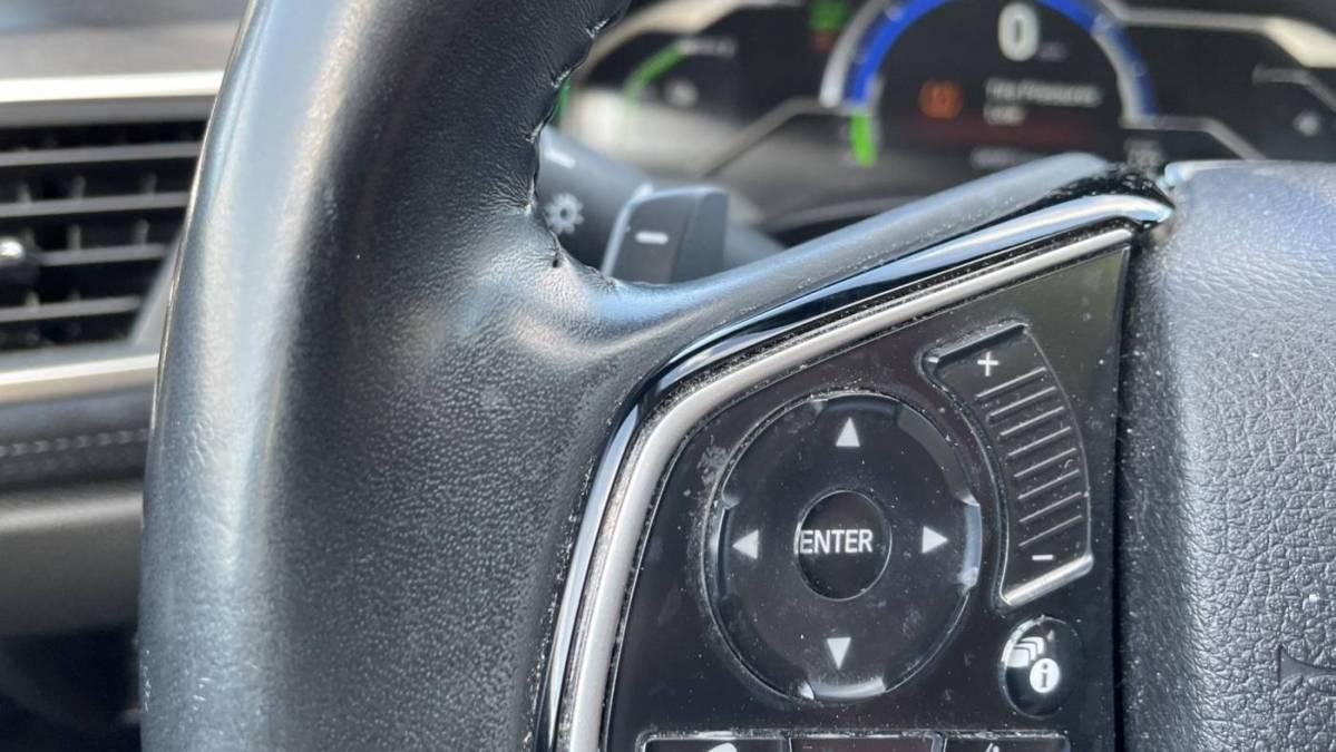 2018 Honda Clarity JHMZC5F32JC004174