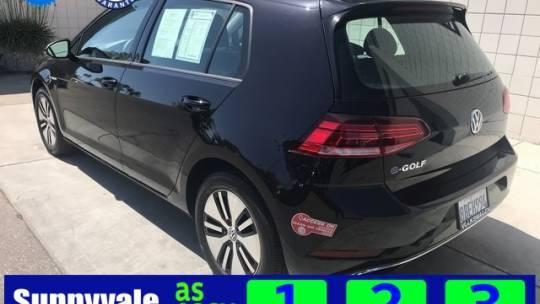2017 Volkswagen e-Golf WVWKR7AU1HW950854