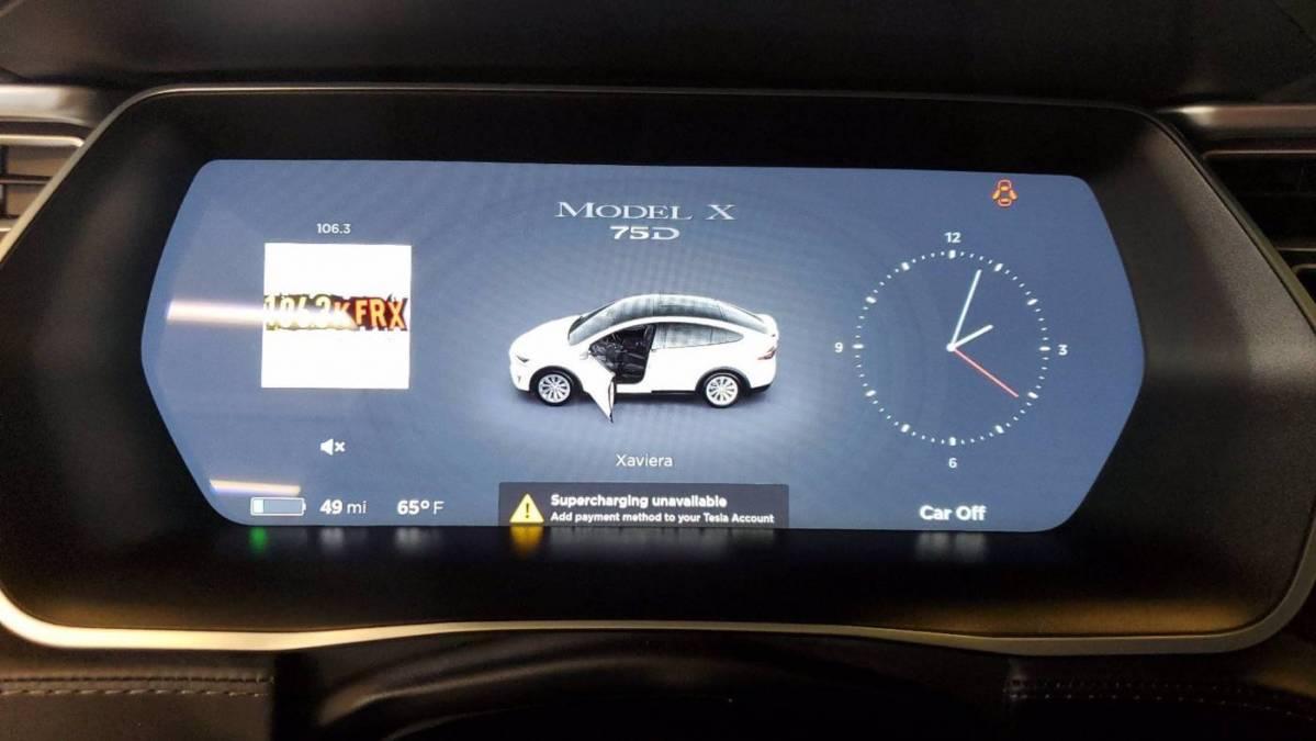 2017 Tesla Model X 5YJXCBE23HF051968
