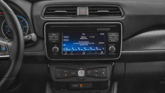2019 Nissan LEAF 1N4AZ1CP9KC312835