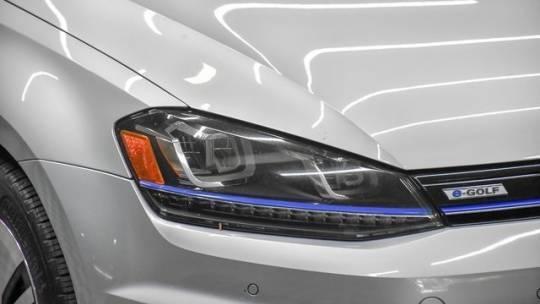 2015 Volkswagen e-Golf WVWPP7AU8FW901756