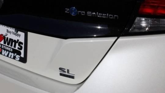 2019 Nissan LEAF 1N4BZ1CP0KC317829