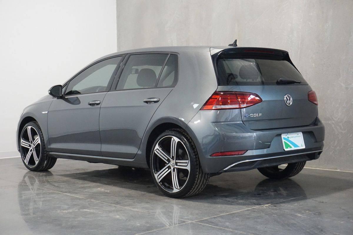 2019 Volkswagen e-Golf WVWKR7AU6KW913645