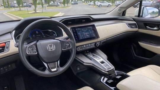 2018 Honda Clarity JHMZC5F39JC007735