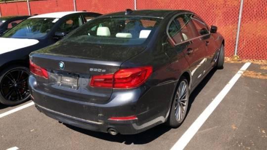 2018 BMW 5 Series WBAJB1C5XJB374758