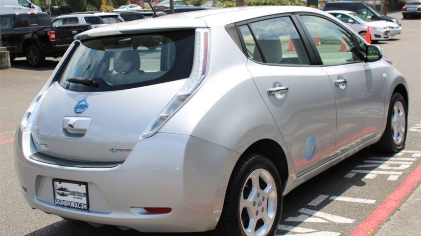 2012 Nissan LEAF JN1AZ0CP1CT017138