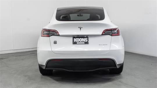 2020 Tesla Model Y 5YJYGDEE6LF042964