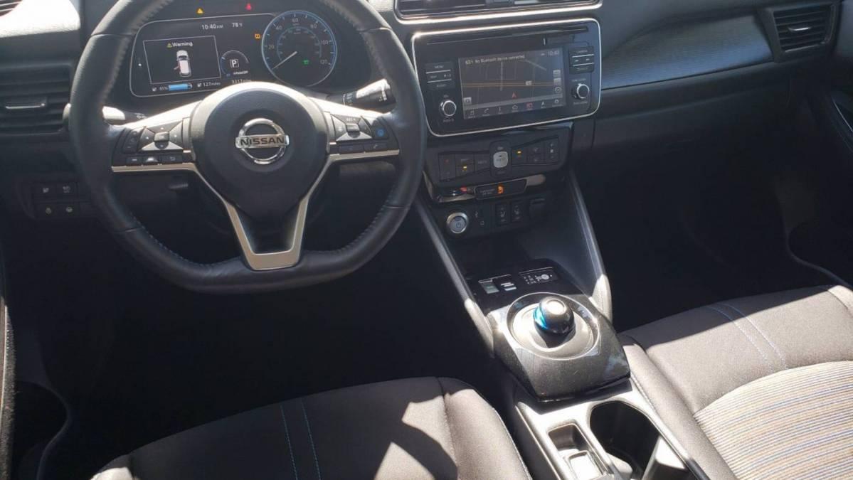 2019 Nissan LEAF 1N4AZ1CP8KC314379