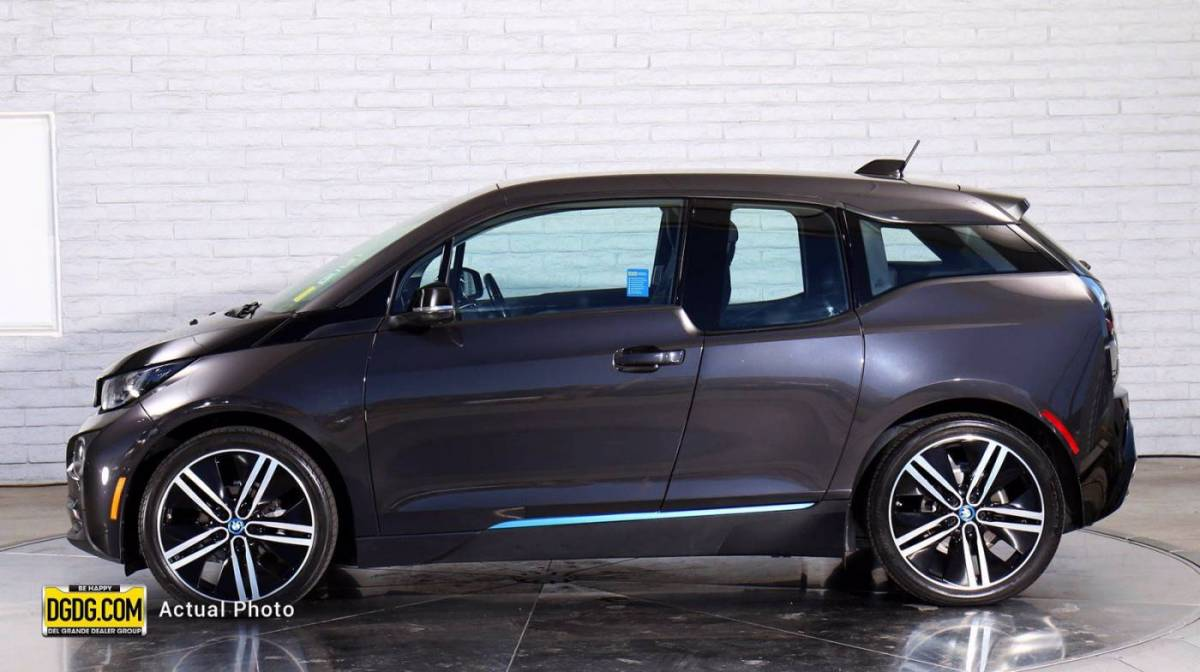 2015 BMW i3 WBY1Z4C54FV278404