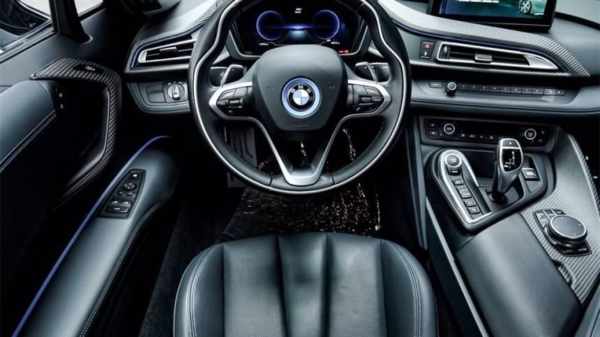 2019 BMW i8 WBY2Z4C56K7D75576