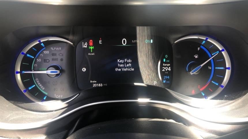 2018 Chrysler Pacifica Hybrid 2C4RC1N76JR248304