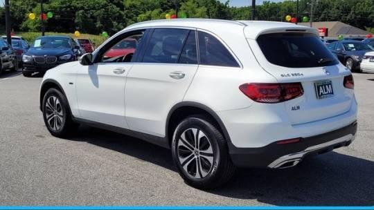 2020 Mercedes GLC 350e 4MATIC W1N0G5DB7LF776351