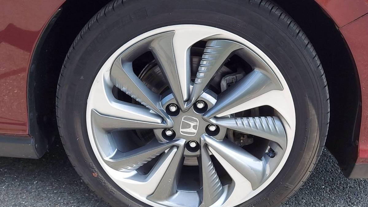 2018 Honda Clarity JHMZC5F18JC005523