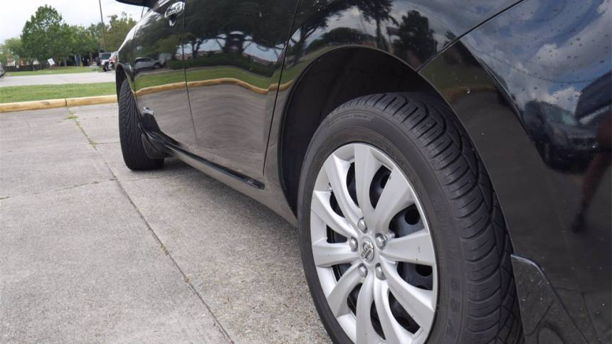 2013 Nissan LEAF 1N4AZ0CP7DC417015