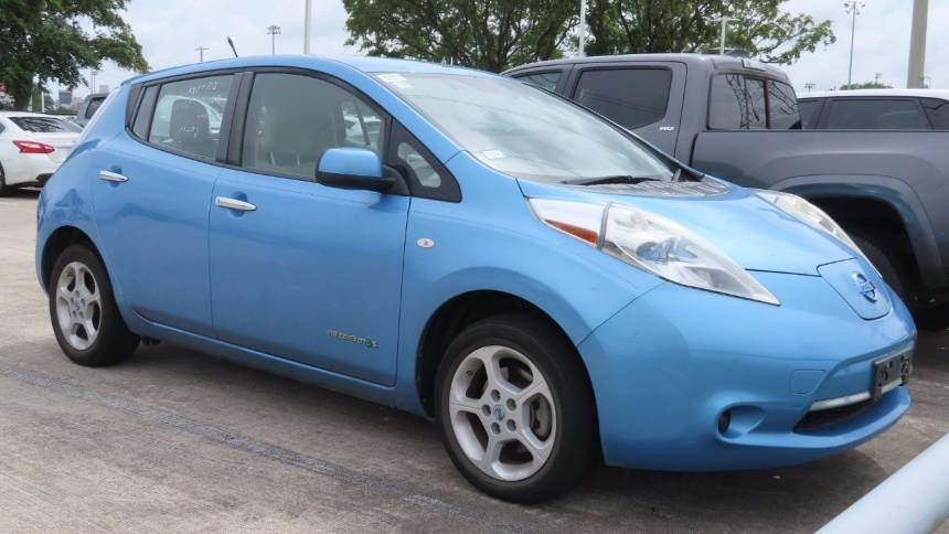2011 Nissan LEAF JN1AZ0CP0BT009448