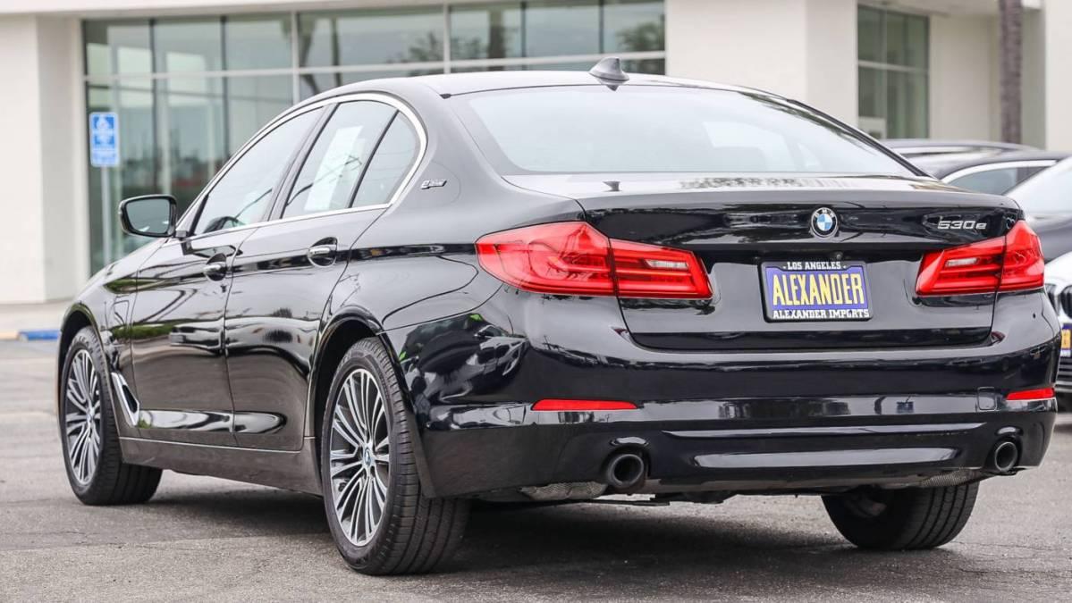 2018 BMW 5 Series WBAJA9C50JB249723