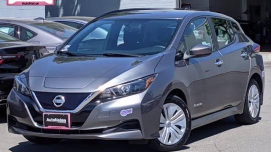 2019 Nissan LEAF 1N4AZ1CP3KC306352