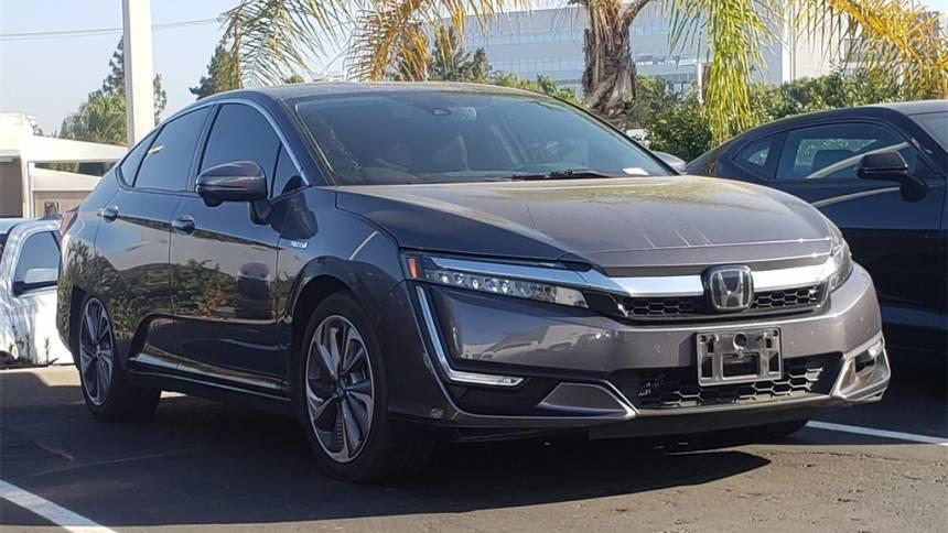 2018 Honda Clarity JHMZC5F37JC022850
