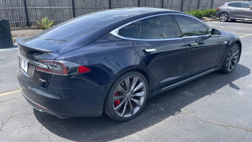 2014 Tesla Model S 5YJSA1H19EFP49896