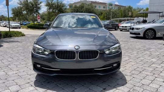 2017 BMW 3 Series WBA8E1C32HA156933