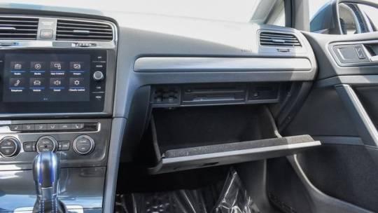 2019 Volkswagen e-Golf WVWKR7AU7KW919034