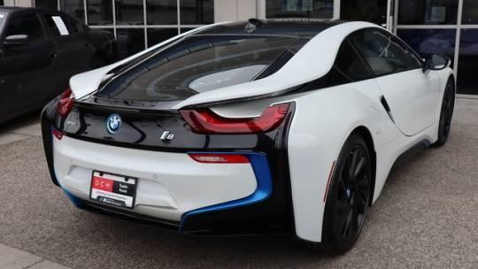 2017 BMW i8 WBY2Z2C38HV676855