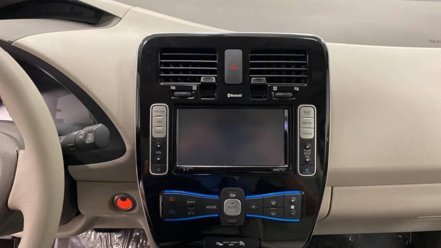 2014 Nissan LEAF 1N4AZ0CP8EC338485