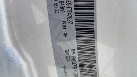2017 Fiat 500e 3C3CFFGE8HT547827