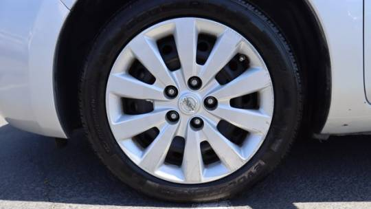 2013 Nissan LEAF 1N4AZ0CP4DC412614