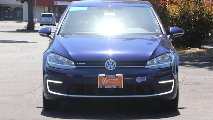 2019 Volkswagen e-Golf WVWKR7AU2KW909687