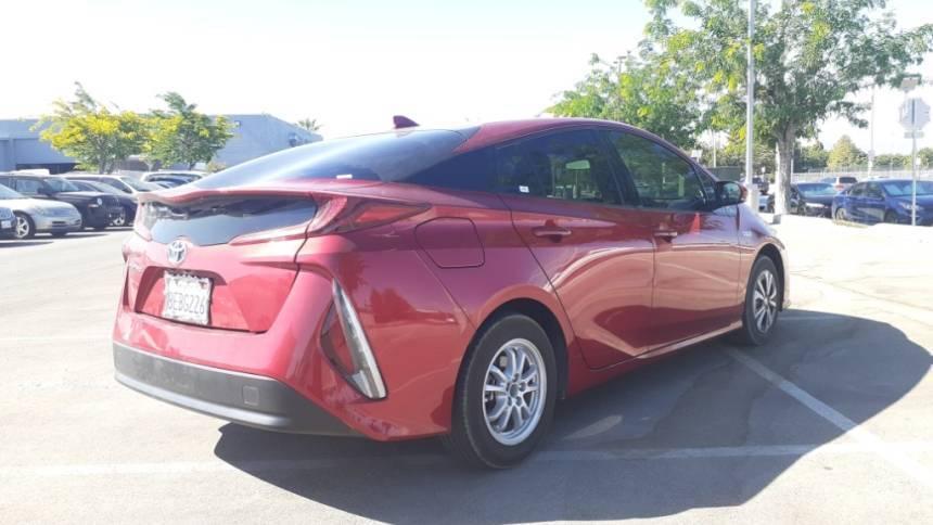 2017 Toyota Prius Prime JTDKARFP2H3066672