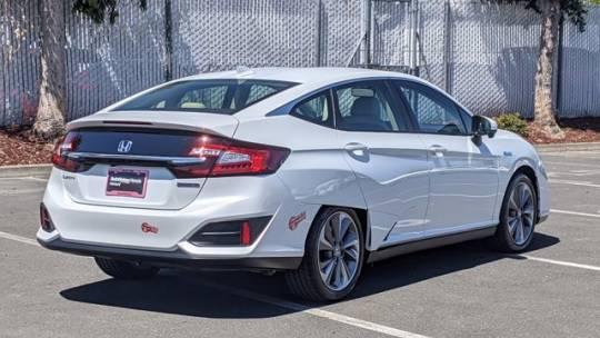 2018 Honda Clarity JHMZC5F19JC009192
