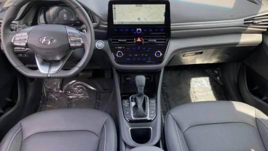 2020 Hyundai IONIQ KMHCX5LD3LU227907
