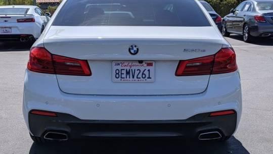 2018 BMW 5 Series WBAJA9C56JB251539