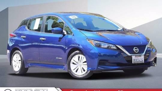 2019 Nissan LEAF 1N4AZ1CP4KC312757