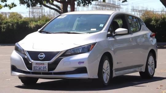 2018 Nissan LEAF 1N4AZ1CPXJC306458