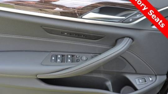 2019 BMW 5 Series WBAJA9C59KB399489