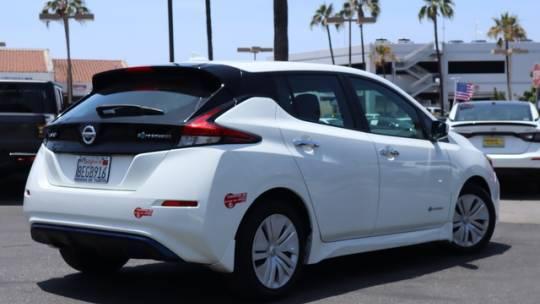 2018 Nissan LEAF 1N4AZ1CP0JC311135