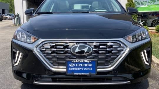 2020 Hyundai IONIQ KMHCX5LD1LU193773