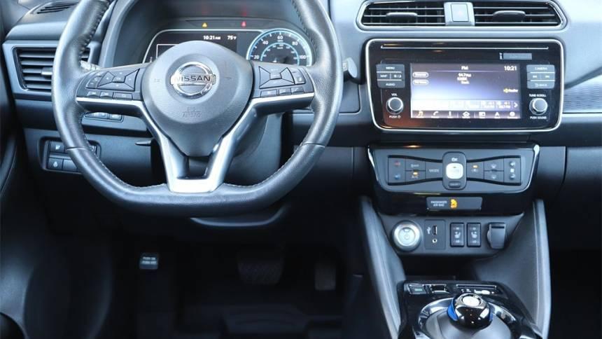 2019 Nissan LEAF 1N4AZ1CP6KC314381