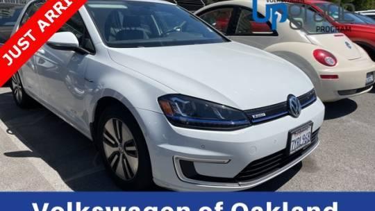 2016 Volkswagen e-Golf WVWPP7AU6GW916662
