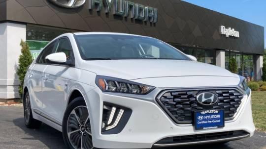 2020 Hyundai IONIQ KMHCX5LD3LU196187