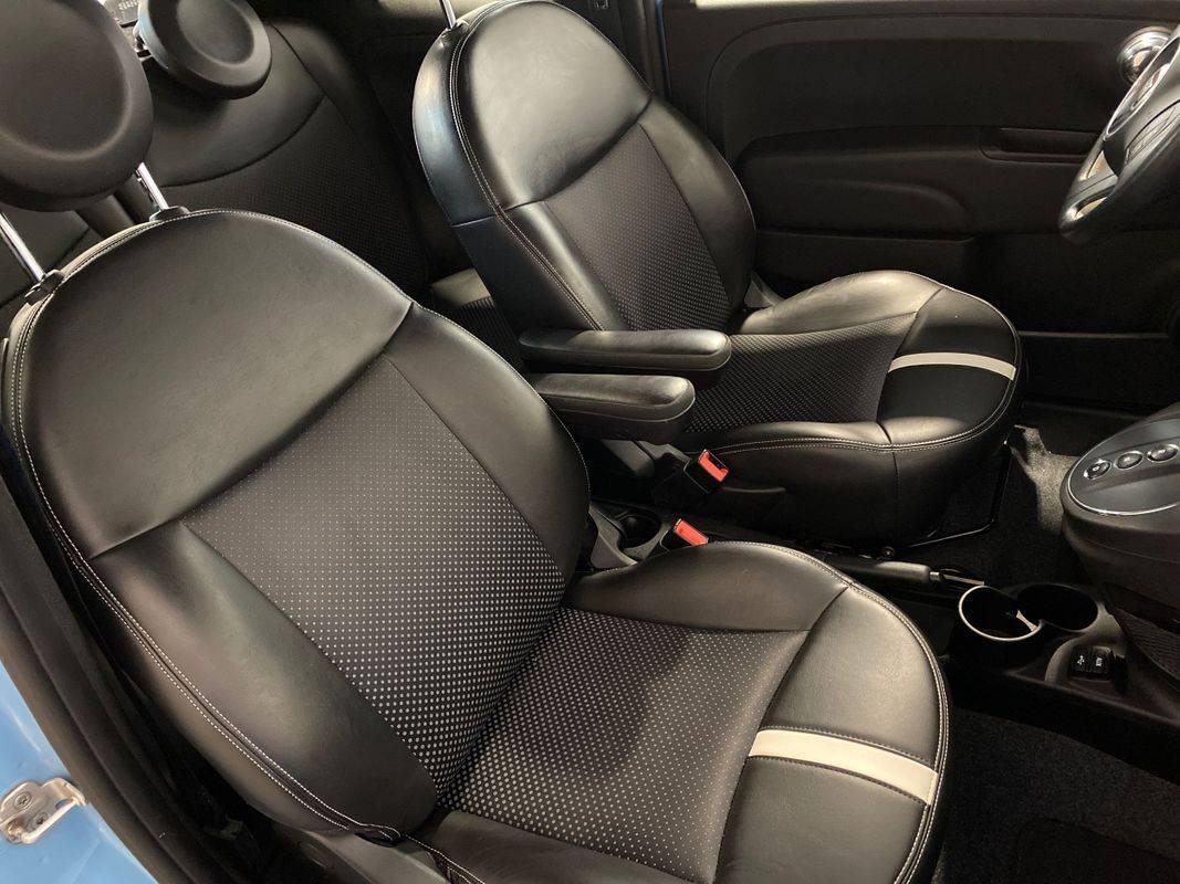 2017 Fiat 500e 3C3CFFGE6HT647974