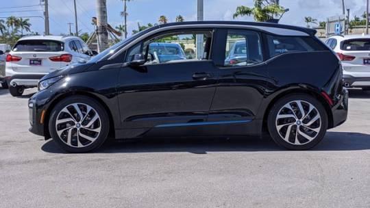 2018 BMW i3 WBY7Z4C59JVD96664