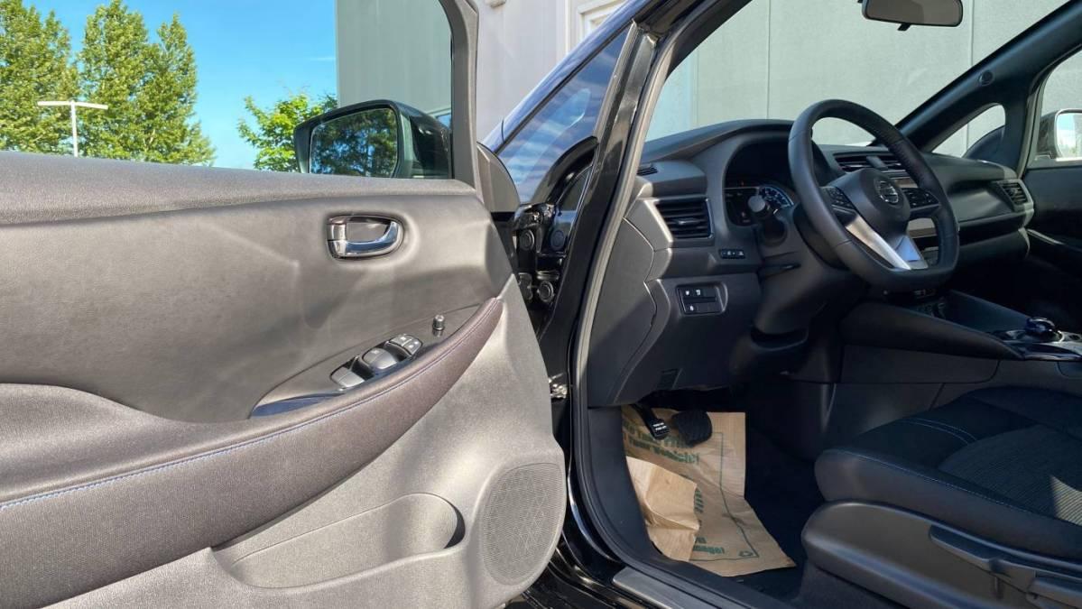 2019 Nissan LEAF 1N4BZ1CPXKC319751