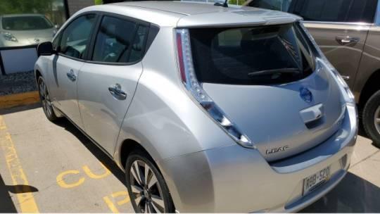2015 Nissan LEAF 1N4AZ0CP2FC331128