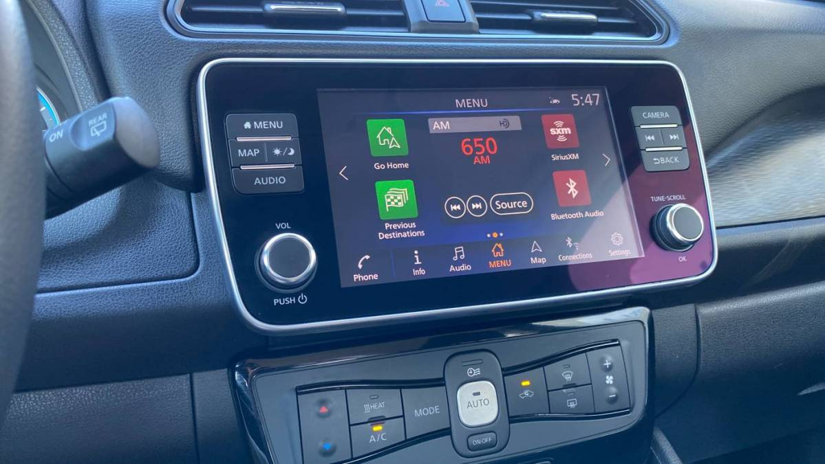 2019 Nissan LEAF 1N4BZ1CP5KC310388